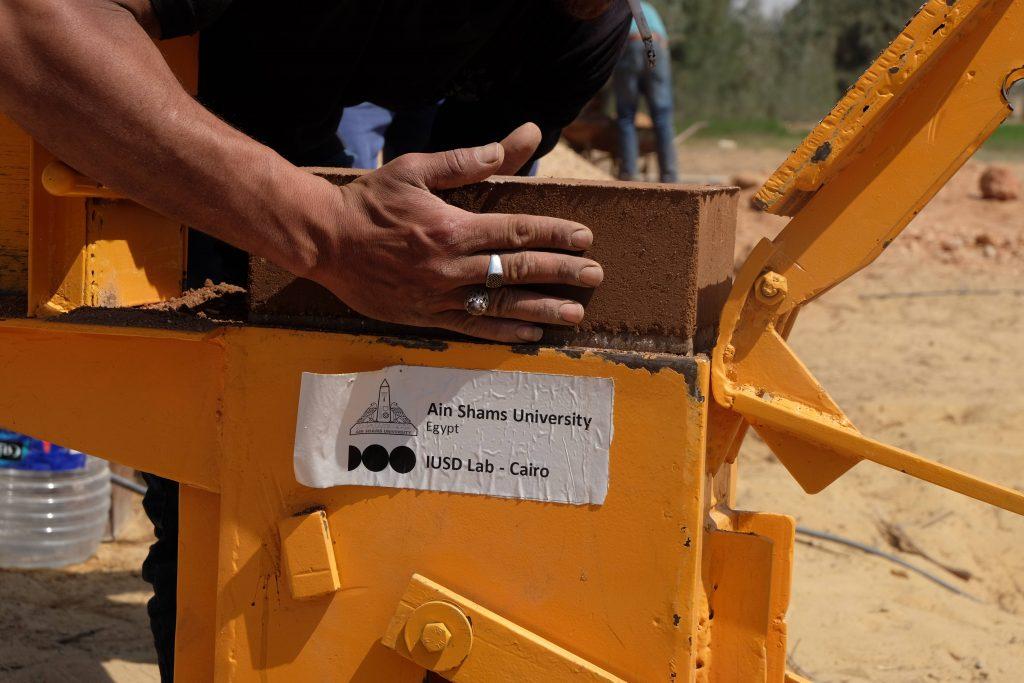 CEB machine, developed by IUSD lab Cairo @IUSD