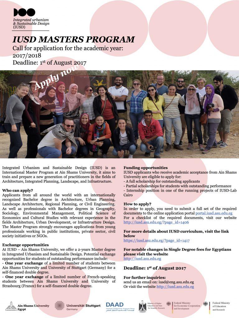 SG Call Poster 170611