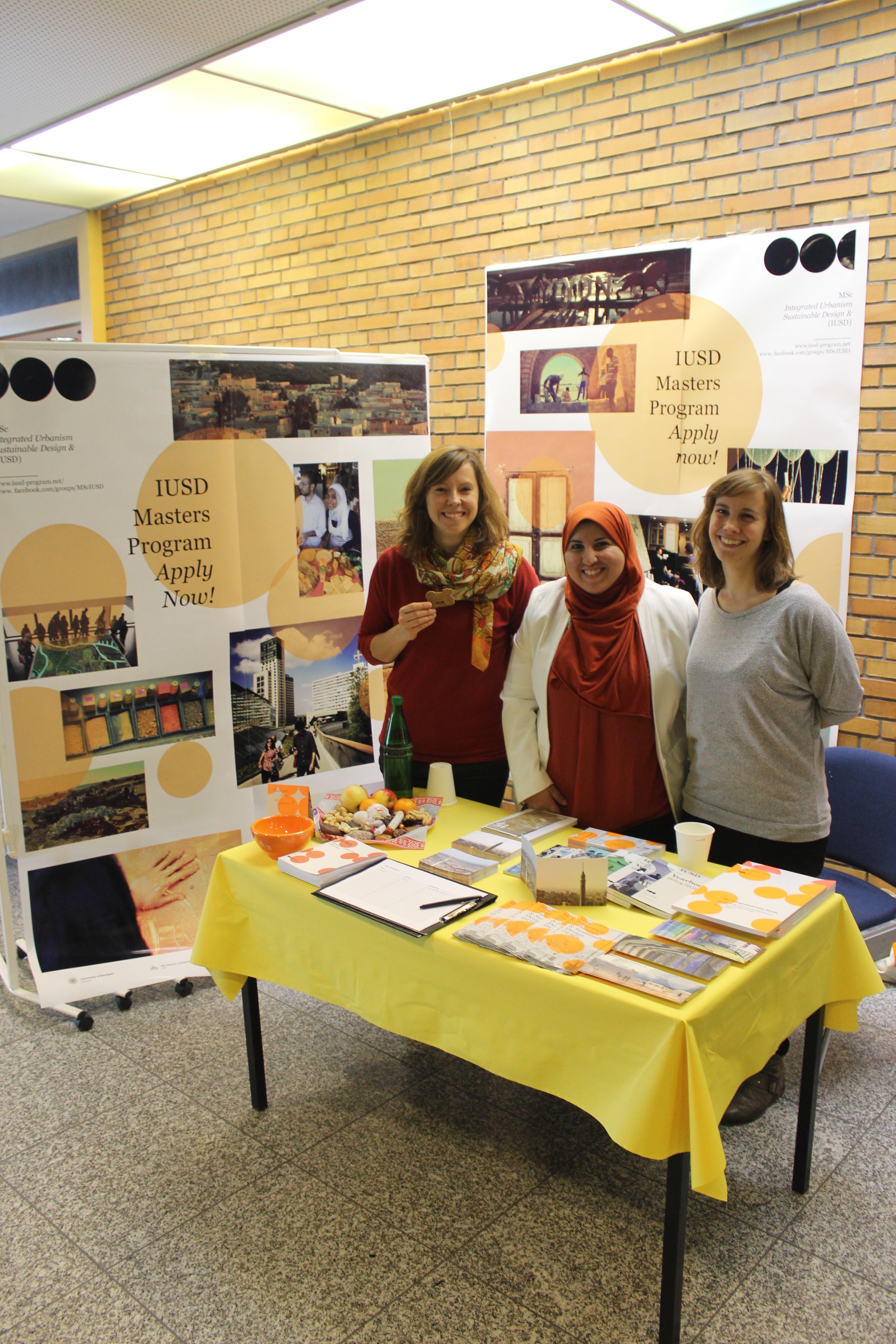 IUSD in Engagement Weltweit 2015
